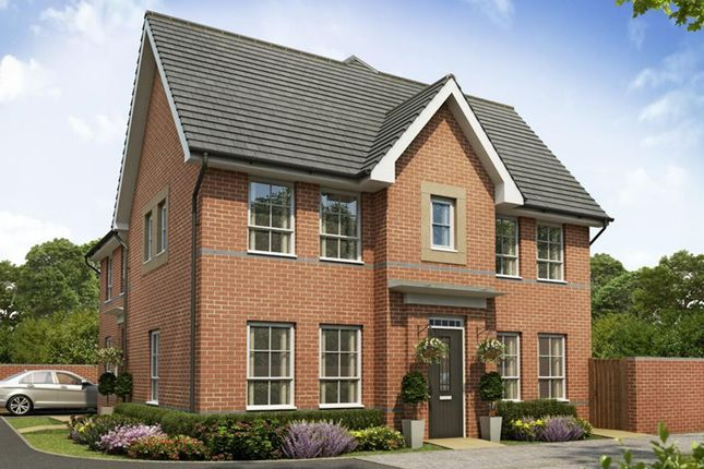 "Thumbnail Semi-detached house for sale in ""Morpeth 2"" at Tenth Avenue, Morpeth"
