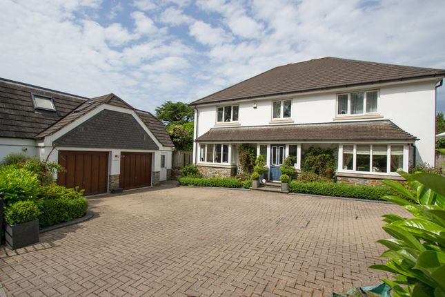 Thumbnail Detached house for sale in Glade Close, Crownhill, Plymouth