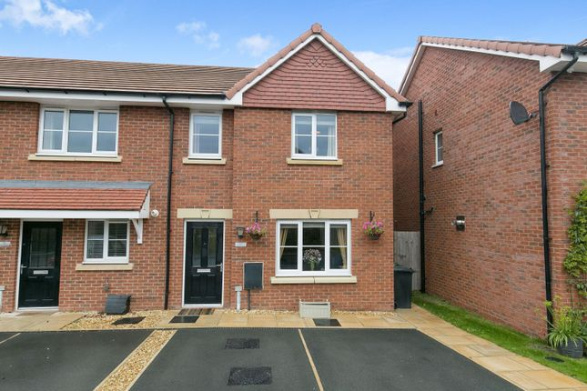 3 bed end terrace house for sale in Sherbourne Avenue, Chester, Cheshire CH4