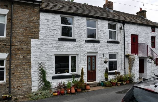 Thumbnail Terraced house for sale in 3 The Row, Nenthead, Cumbria.