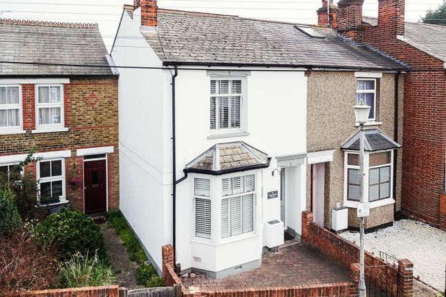 Thumbnail End terrace house for sale in Upper Bridge Road, Chelmsford