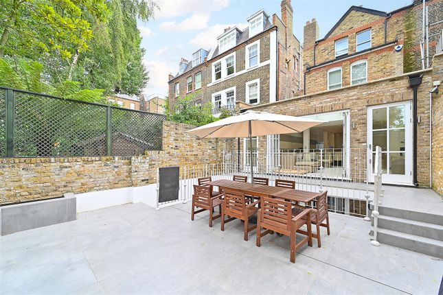 Thumbnail Semi-detached house for sale in Hall Road, St John's Wood, London