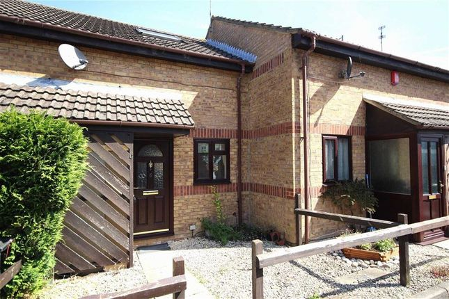 Thumbnail Terraced house to rent in Fritillary Court, Fritillary Mews, Swindon