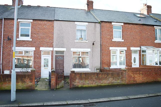 Terraced house for sale in Alexandra Road, Ashington