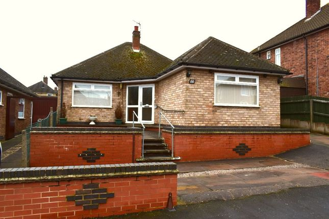 Thumbnail Bungalow for sale in Harrowgate Drive, Birstall, Leicester