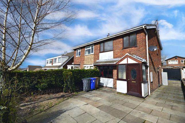 Thumbnail Semi-detached house to rent in Heathcote Street, Saxonfields, Stoke-On-Trent