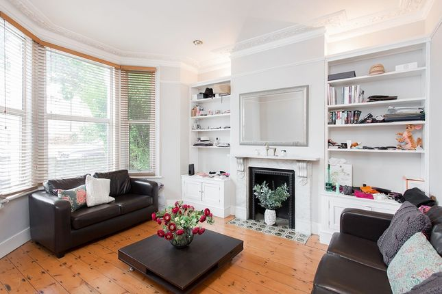 Thumbnail Flat to rent in Harbut Road, London