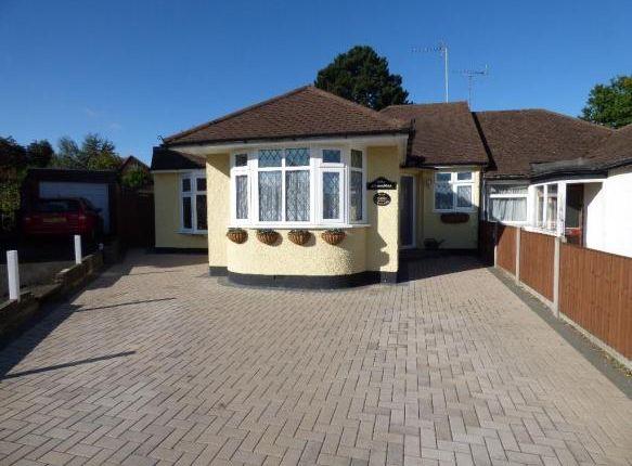 Thumbnail Semi-detached bungalow for sale in Myrtle Close, Barnet, Hertfordshire
