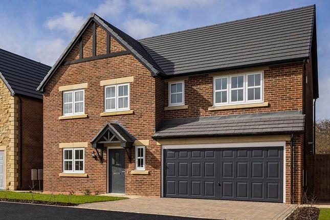 Thumbnail Detached house for sale in Heron Drive, Fulwood, Preston