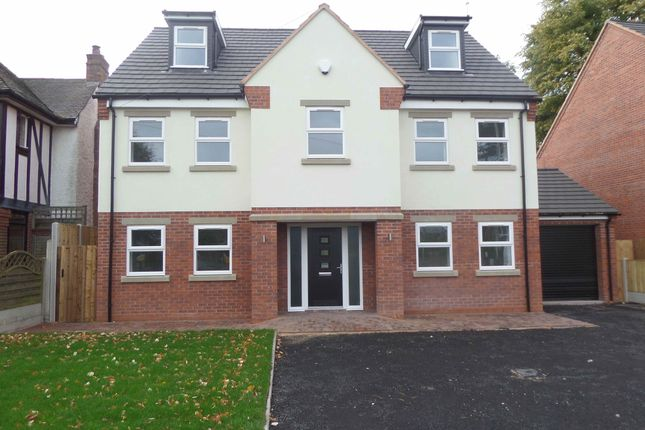 Thumbnail Detached house to rent in Finchfield Road West, Finchfield, Wolverhampton, West Midlands