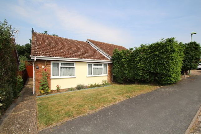 Semi-detached bungalow for sale in Tippett Avenue, Stowmarket