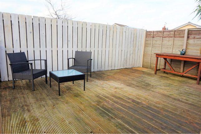 Decking of Sandringham Place, Carrickfergus BT38