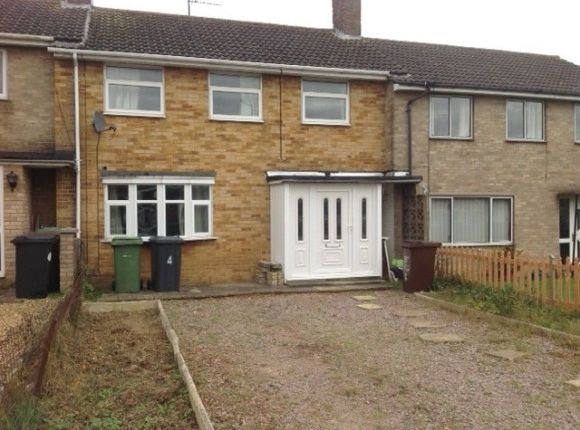 Thumbnail Terraced house to rent in Hove Street, Corby