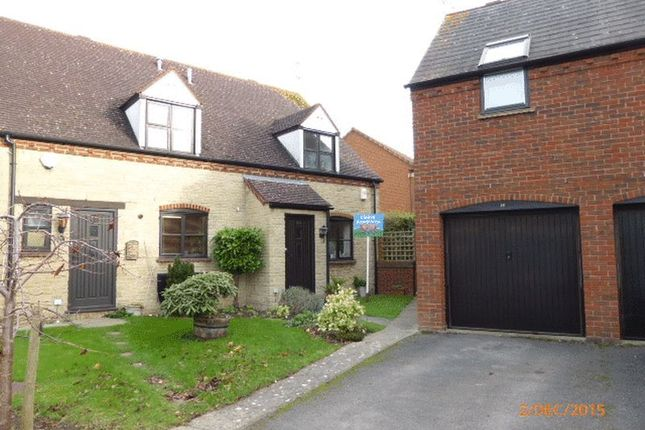 End terrace house to rent in Farriers Reach, Bishops Cleeve, Cheltenham