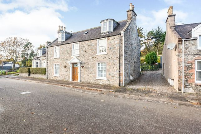 Thumbnail Detached house for sale in Church Street, Dufftown, Keith, Moray