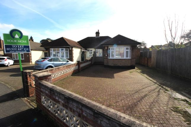 Thumbnail Bungalow to rent in Swanton Road, Erith