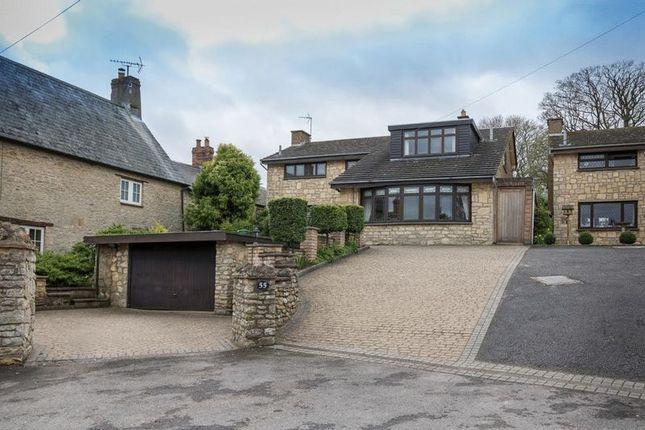 Thumbnail Detached house for sale in High Street, Stoke Goldington, Buckinghamshire
