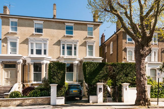 Thumbnail Semi-detached house for sale in Steeles Road, Belsize Park