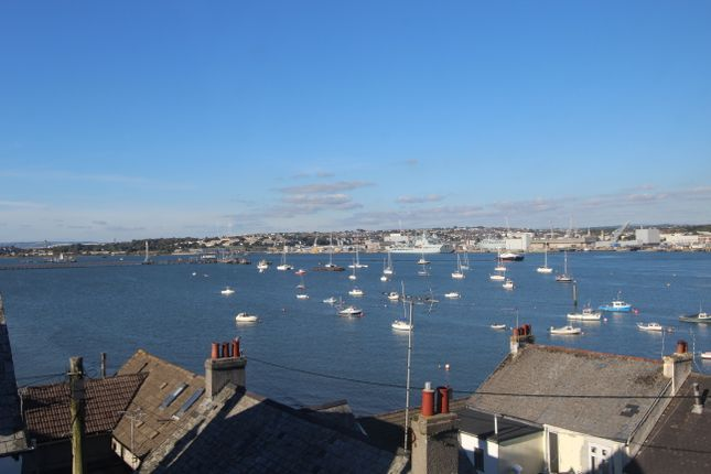 Thumbnail Flat for sale in Wesley Court, Torpoint, Cornwall