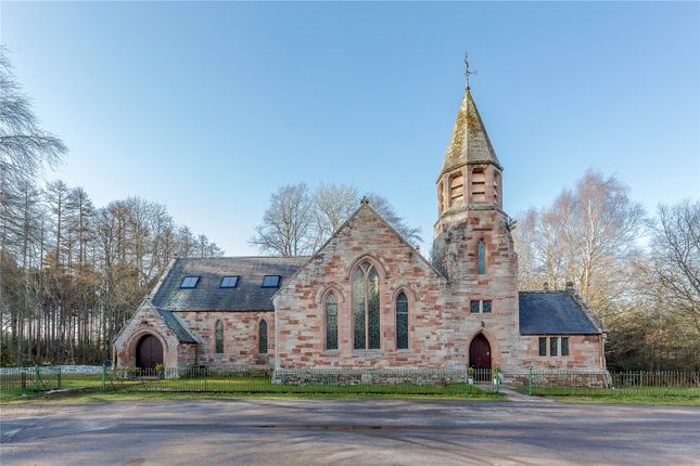 Thumbnail Detached house for sale in Bogallan, North Kessock, Inverness
