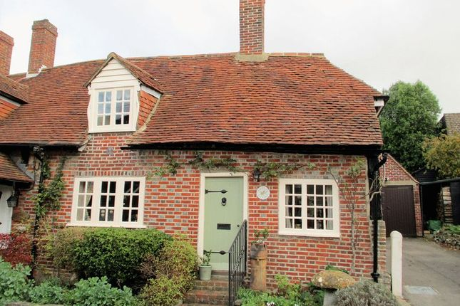 Thumbnail Semi-detached house for sale in Drift Road, Wallington, Fareham