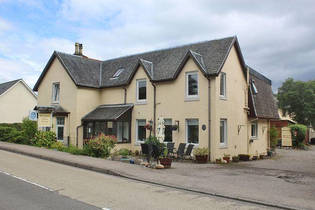 Thumbnail Detached house for sale in Inverour House, Roy Bridge Road, Spean Bridge