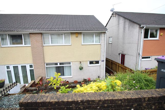 Thumbnail Semi-detached house for sale in Bryn Heulog, Griffithstown, Pontypool