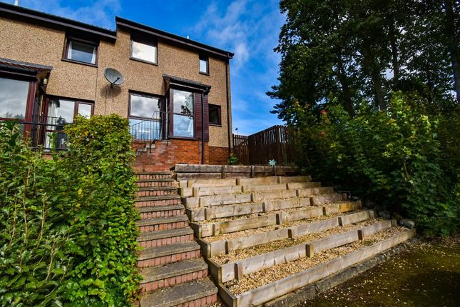 Thumbnail Semi-detached house for sale in Cowal Crescent, Glenrothes