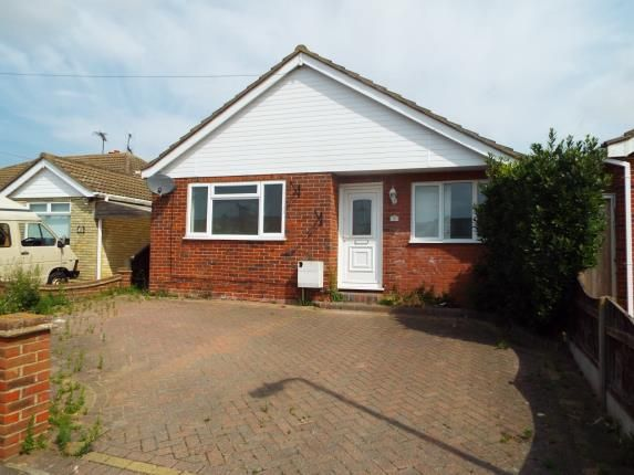 Thumbnail Bungalow for sale in Jaywick, Clacton On Sea, Essex