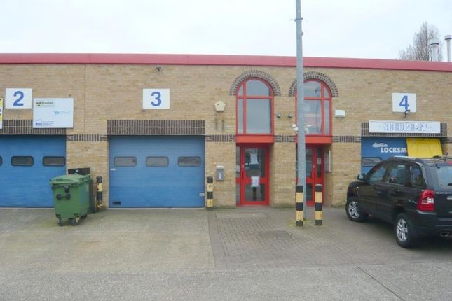 Thumbnail Light industrial for sale in Mill Farm Business Park, Millfield Road, Hounslow