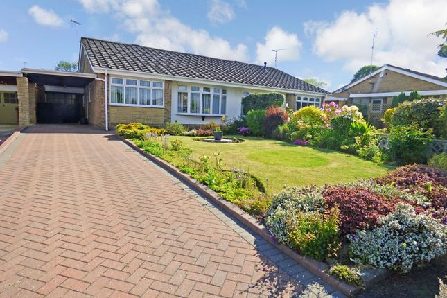 Thumbnail 2 bed bungalow for sale in Torcross Way, Cramlington
