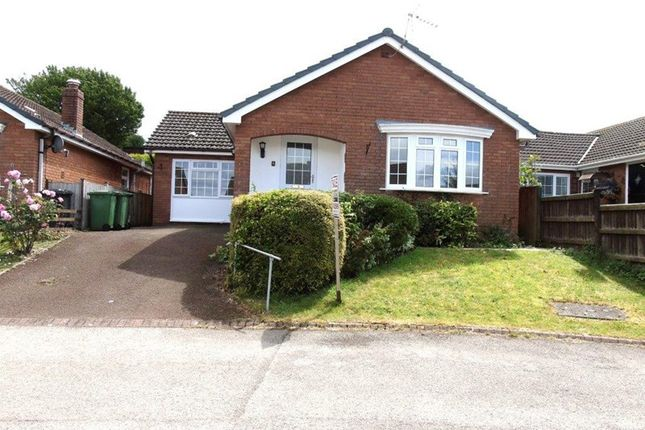 Thumbnail Bungalow for sale in Deer Park, Yorkley, Lydney, Gloucestershire