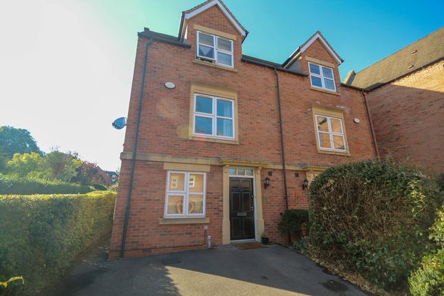 Thumbnail Semi-detached house to rent in Drum Close, Allestree, Derby