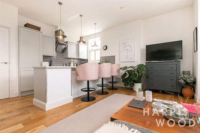 Thumbnail Flat for sale in High Street, Wivenhoe, Colchester