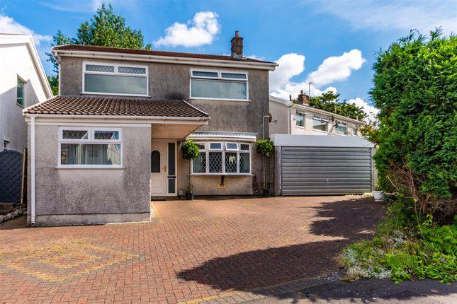 5 bed detached house for sale in Ffordd Talfan, Gorseinon, Swansea SA4