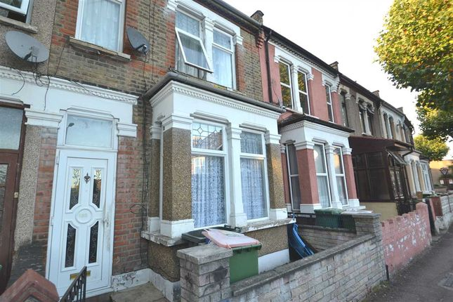 Thumbnail Terraced house to rent in Shelley Avenue, Manor Park, London