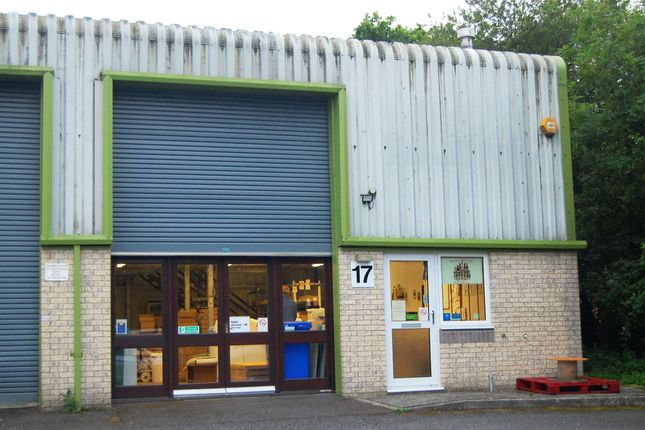 Thumbnail Light industrial to let in Castle Park Road, Barnstaple