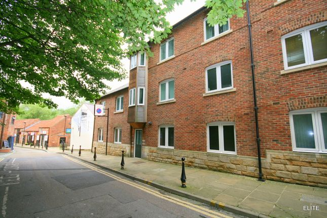 Thumbnail Flat to rent in Back Silver Street, Durham