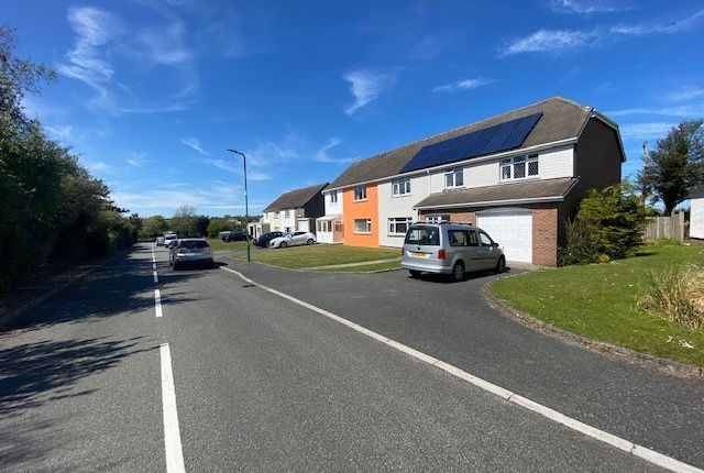 Thumbnail Semi-detached house for sale in Cambrian Way, Blaenannerch, Near Aberporth