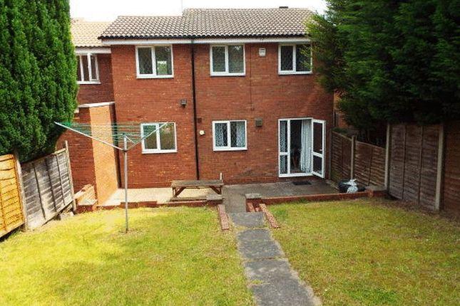 Rear View of Heeley Road, Selly Oak, Birmingham B29