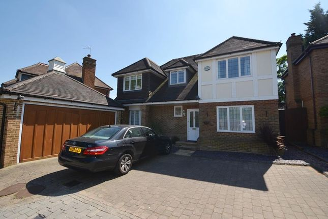 Thumbnail Detached house to rent in Stocks Place, Hillingdon