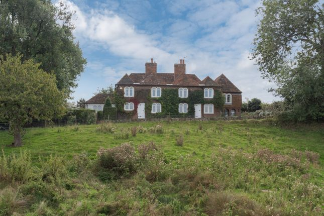 Thumbnail Detached house for sale in Prebbles Hill House, Pluckley, Ashford, Kent
