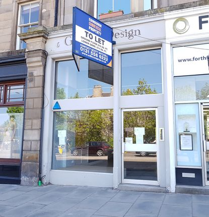 Thumbnail Retail premises to let in Brandon Terrace, Edinburgh