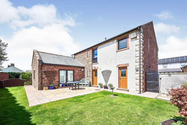 Thumbnail Detached house for sale in Kings Garth, Oulton, Wigton, Cumbria