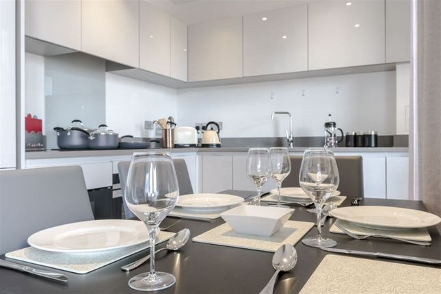 Thumbnail Flat to rent in Danvers Avenue, London