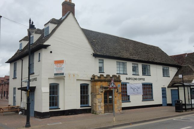 Thumbnail Restaurant/cafe for sale in Merstow Green, Evesham