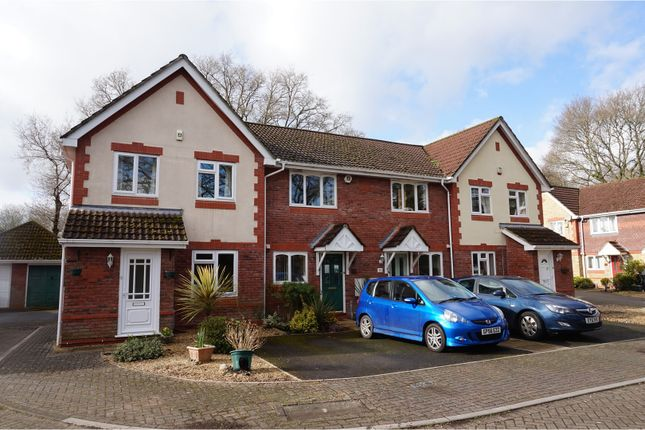 Thumbnail Terraced house for sale in Hainault Drive, Verwood