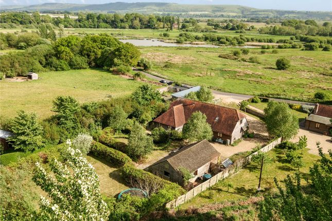 Thumbnail Detached house for sale in Brook Lane, Coldwaltham, West Sussex