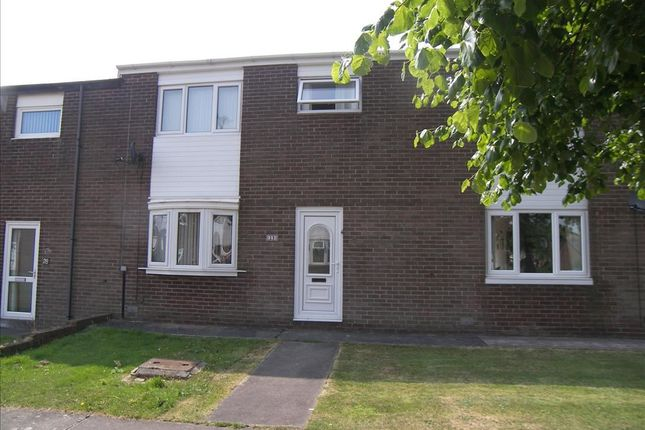 Thumbnail Terraced house to rent in Harrison Court, Annitsford, Cramlington