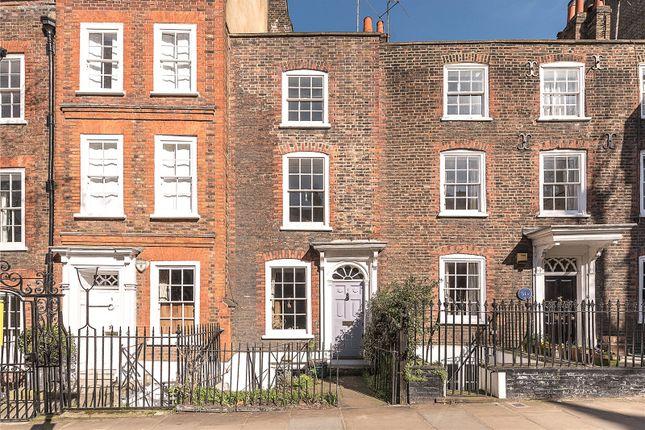 Thumbnail Terraced house for sale in Church Row, Hampstead, London